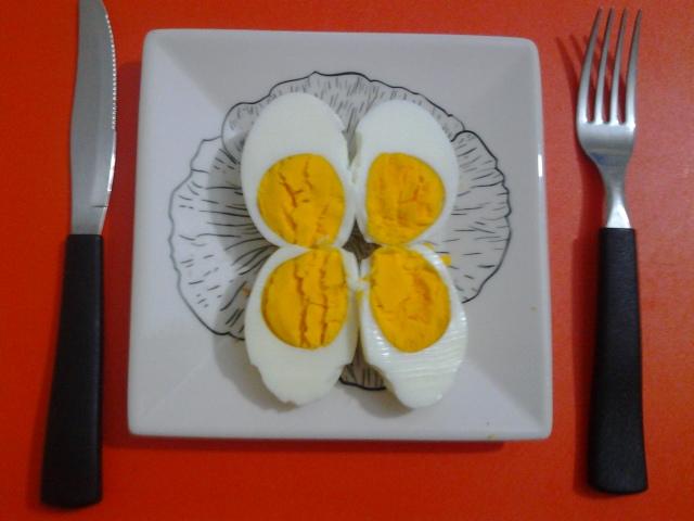 Jantar - Ovos