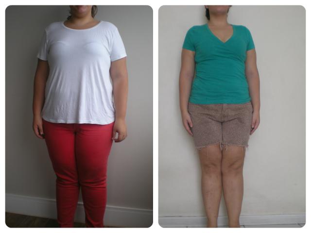 Antes & Depois 3 meses frente